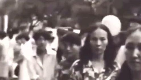 一段25年前的采访视频,那时候人们眼里都是朝气