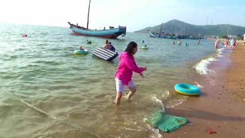 辽鞍之家游玩携手幸福家园群大连海边两日游