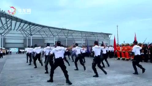 重庆开展保安行业主题宣传日活动