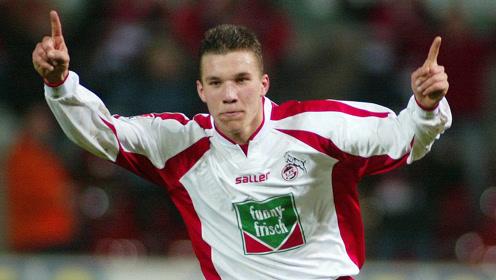 致敬34岁的波尔蒂王子 回顾波多尔斯基德甲五佳球