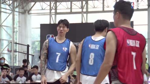 【回放】NBA3X三人篮球厦门站淘汰赛:67vs宝维家冲冲冲