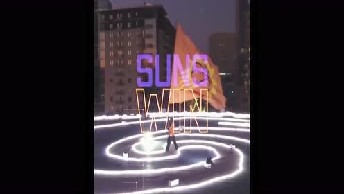 这胜利的喜悦要与全世界分享!太阳官推发布吉祥物庆祝八连胜视频