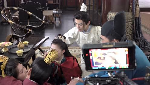 BTS: Guan Xiaotong's crying scene | A Girl Like Me