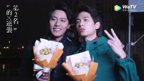 BTS:Zhang Ruijia and Shi Zhitian | Fighting Mr. 2nd