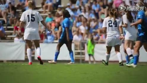 UNC WSoccer- Paige Nielsen Finds Strength