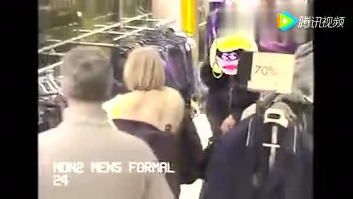 脑洞大开!他们把一段盗窃视频做成了广告,一举拿下戛纳大奖