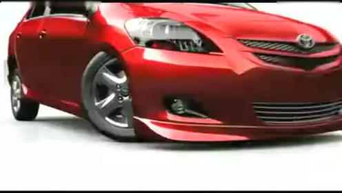 那么超级搞笑的丰田汽车广告