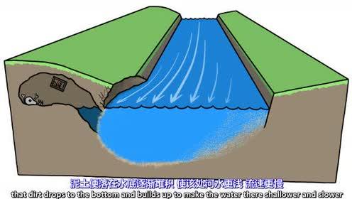 三年級語文下冊8 池子與河流