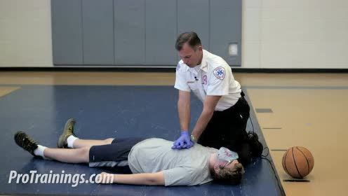 Adult CPR - Lay Rescuer