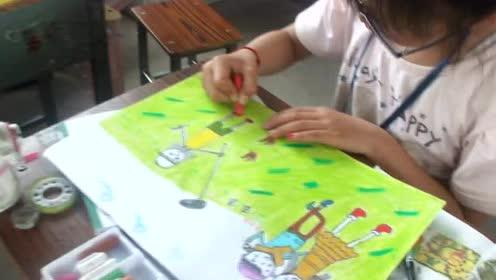 江西赣美版四年级美术上册
