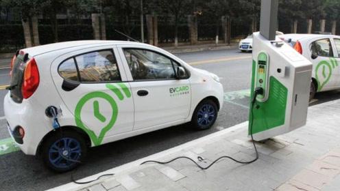 路灯秒变充电桩,电动汽车充电难题终于解决了