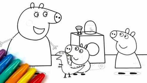 简笔画创意画儿童画