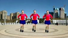 情歌广场舞《相伴一生》红姐制作
