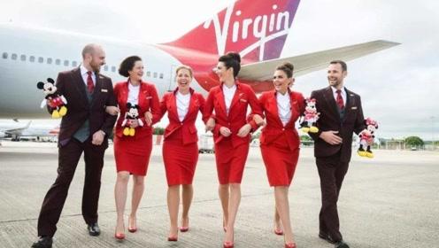 维珍空姐不再化妆_英国维珍航空公司:空姐可以不用化妆,而且还可以穿裤装?