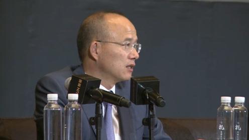 郭广昌:投资英超球队是曲线救国,一定要把中国足球搞上去