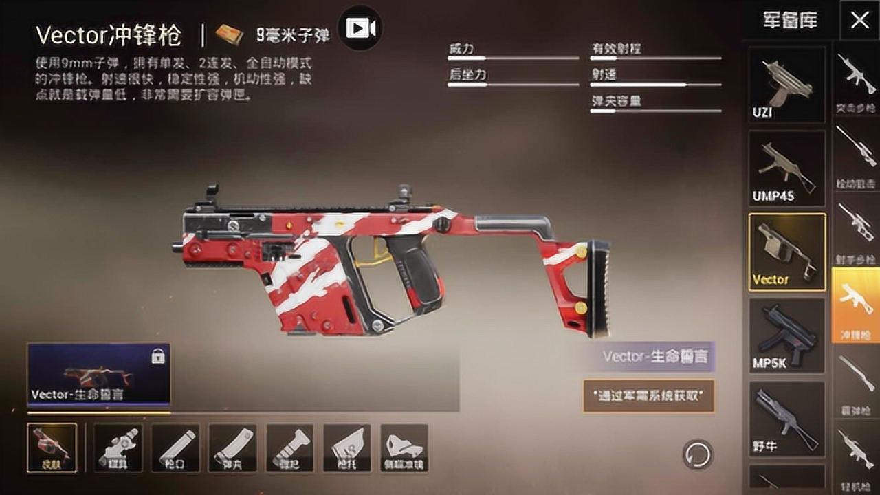 使用枪械暴露你的段位,M416代表王牌,战神都用它!