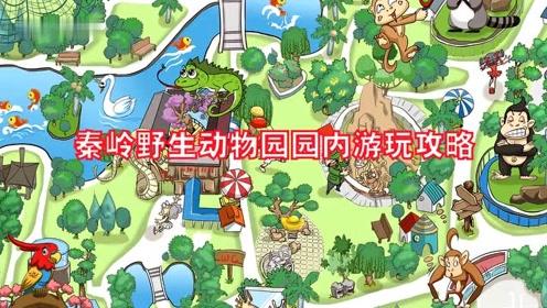 秦岭野生动物园游玩攻略