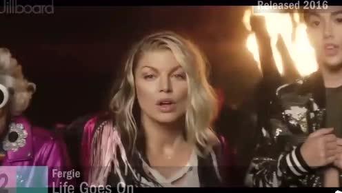 节奏推荐:Fergie(1984-2018)音乐进化论