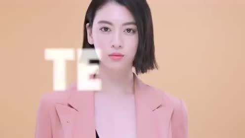 说好不哭MV女主代言资生堂1