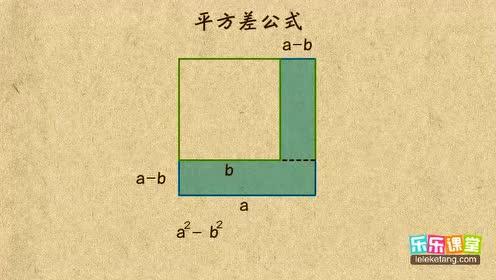 新北师大版七年级数学下册第一章 整式的乘除1.5 平方差公式