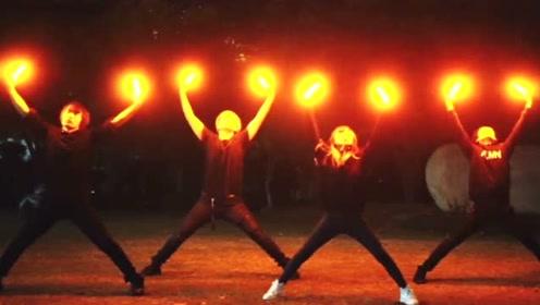 超炫酷北打《刀剑神域》主题曲,燃爆了!