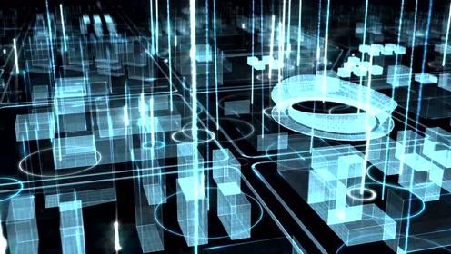 科技光线视频素材