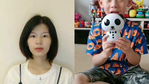 小朋友,你觉得熊猫可爱还是小企鹅可爱呢?