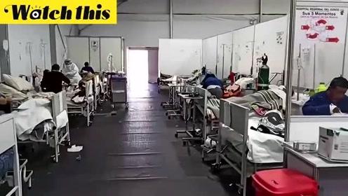 秘鲁新冠死亡率拉美最高 病人家属:一个半月来