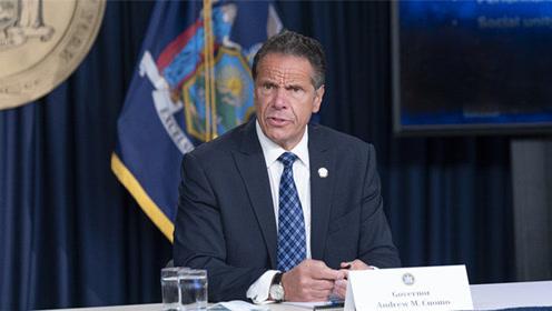 纽约州长科莫:来自欧洲的病毒感染了美国东北