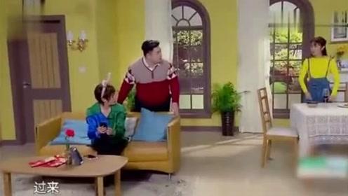 马丽小品《父母的反击》不笑你打我