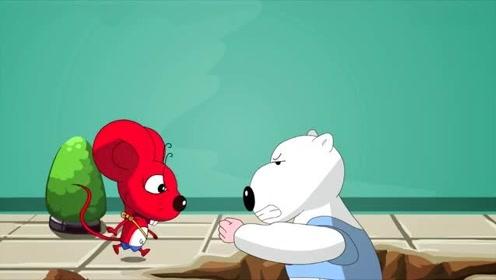 波波熊猫吉吉虎:波波还没怎么出手!这两人怎