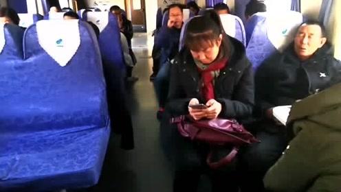 北京到张家口的高铁开通了,普通火车没多少人坐了,带大家来参观下