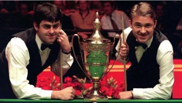 2005年威尔士公开赛决赛 火箭险胜亨德利 那时是斯诺克的黄金时代