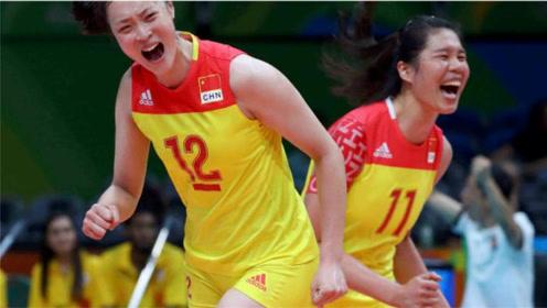 """中国女排史上""""最罕见""""的比赛:朱婷+郎平都哭了,冠军太重了"""