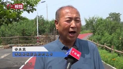 """河南山村的科技脱贫路:""""绊脚石""""里长出冬桃树"""