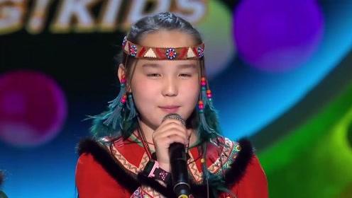 歌声的翅膀:少数民族的音乐太有风情,小女孩独特乐器让孙楠瞪圆眼睛!