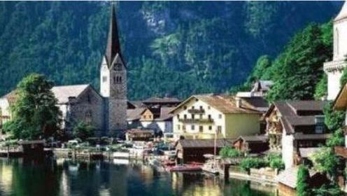 国内山寨又出名了,惠州照抄了一个奥地利小镇,成旅游景点