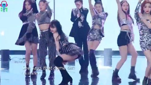 别再看韩国女团了!国产女团这首歌才是真的燃!一开嗓,燃炸全场!
