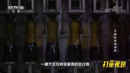 通过一瓶酱油,竟溯源到工厂与大豆来源,来看追溯过程