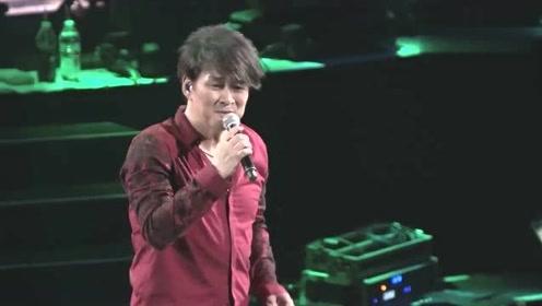 周华健现场版《终于》好听到爆,很喜欢他的幽默和音乐的素养!