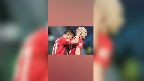 中超重庆当代1-0武汉 西里诺30米外世界波轰入死角