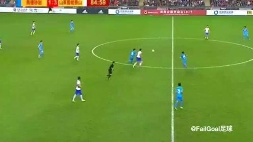 山东鲁能与日本球队冲突全过程,佩莱被侵犯主要根源 你能忍吗?