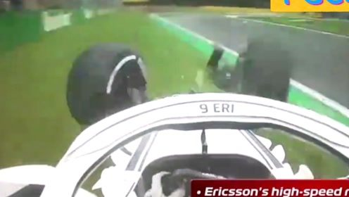 死亡F1车祸现场,无限接近死亡才能明白死亡的真谛!