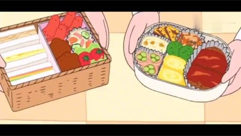 盘点动漫中的美食~便当篇