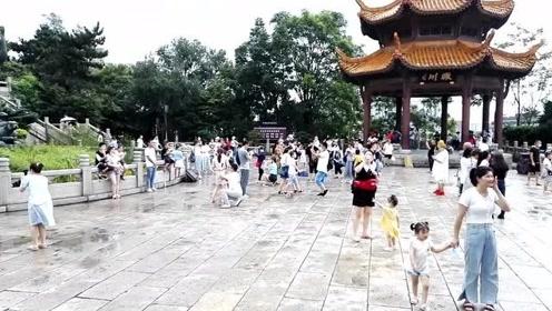 来武汉而没登上黄鹤楼,等于没来武汉旅游?