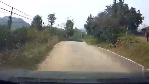 福特司机高速逆行,本田师傅猛踩刹车打方向,视频车躲闪不及慌了