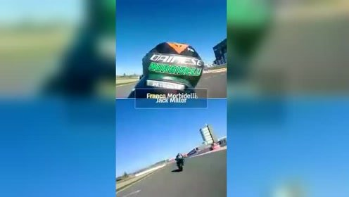 冠军第一视觉,MotoGP世界冠军激动人心时刻