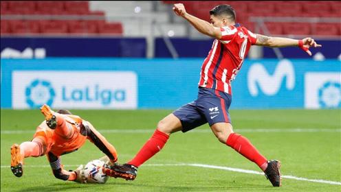 西甲-苏牙复出勒马尔略伦特破门,马竞2-0豪取7连胜霸气登顶
