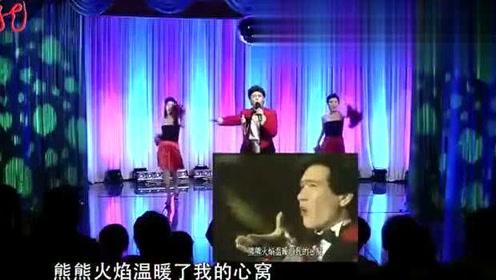 综艺:经典演唱片段,肖旭模仿费翔《冬天里的