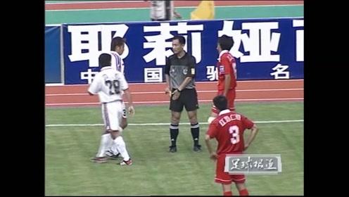 2002年甲A第9轮:云南红塔错失好局,主场被重庆力帆1:1逼平
